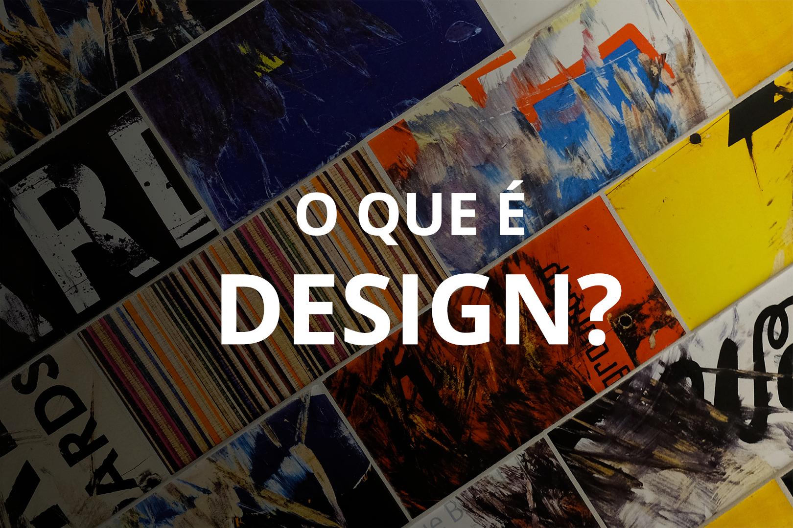 design ou designer qual é a diferença?