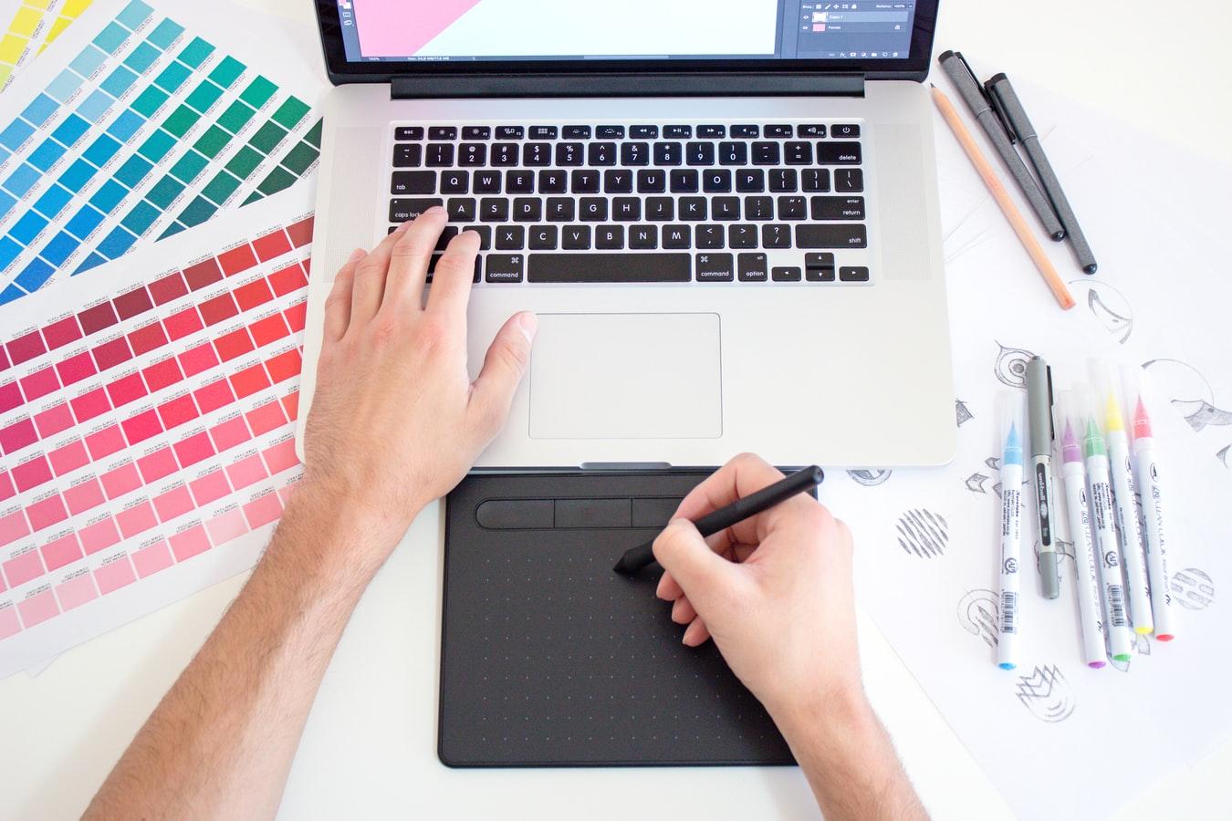 designer grafico quiz designe