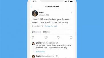 twitter conversa segmentada atualizacao designe