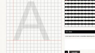 bitfont maker ferramentas para criar fontes designe