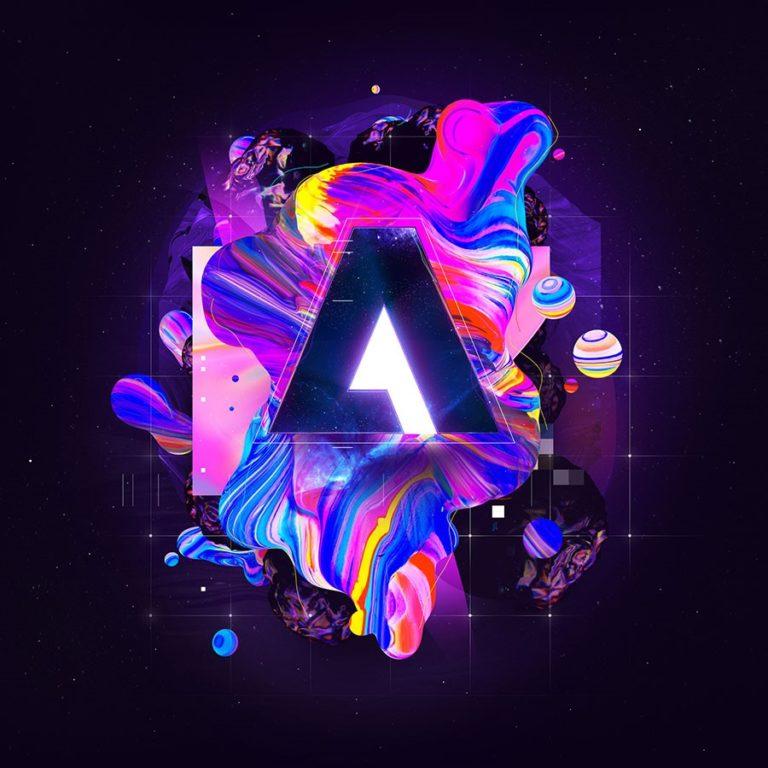 adobe logo inteligencia artificial no design grafico designe