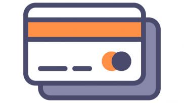 tutorial como criar um icone de cartao de credito no illustrator designe