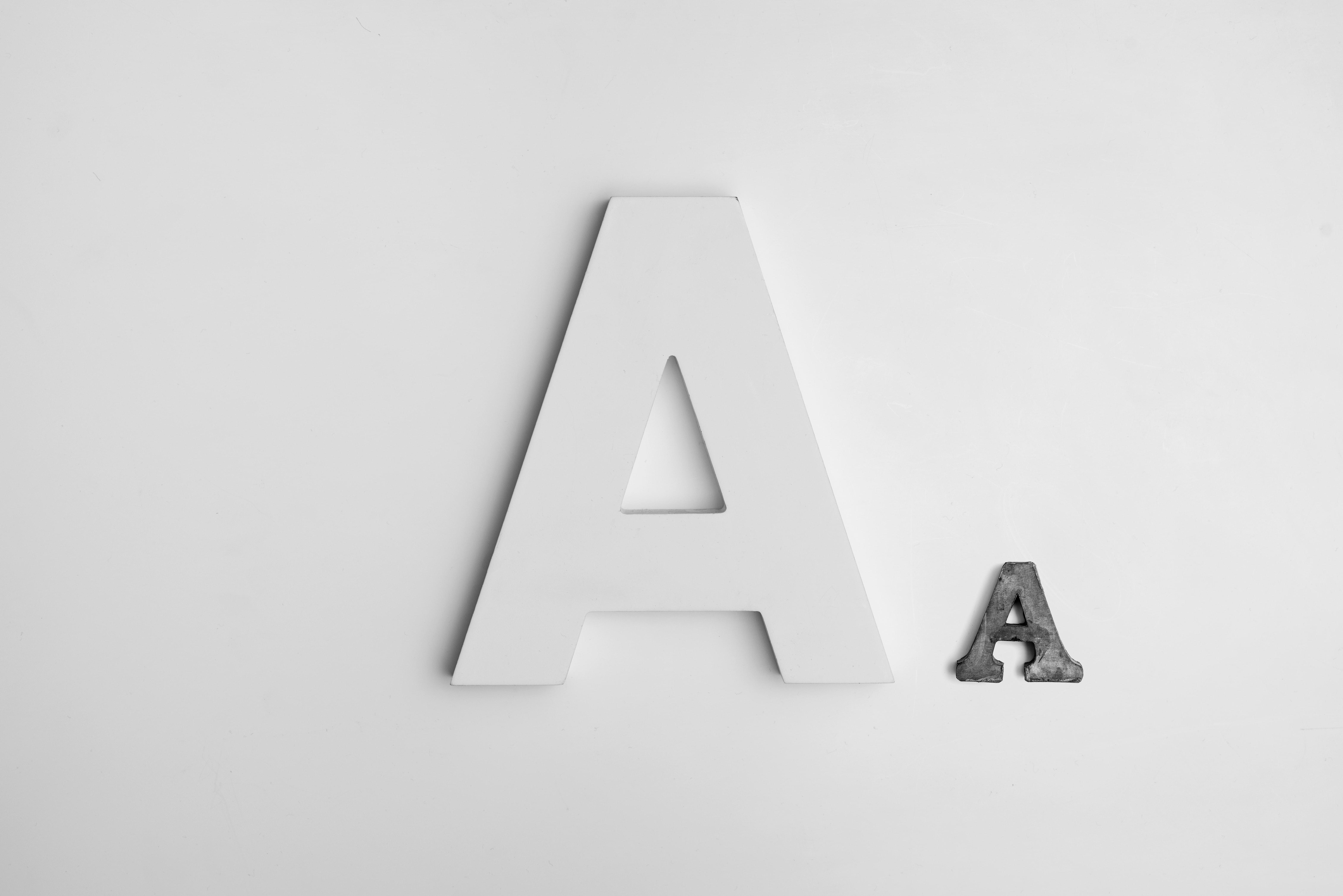 4 dicas para escolher a melhor fonte de logotipo designe