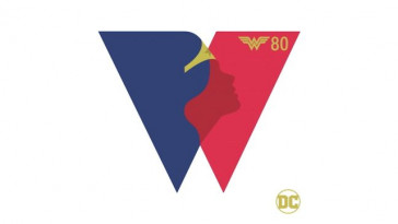 DC Mulher Maravilha 80Anos