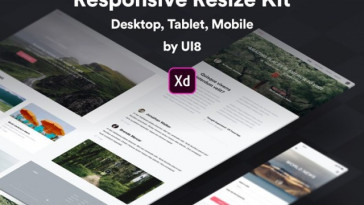 KIT UI Download Gratis Designe