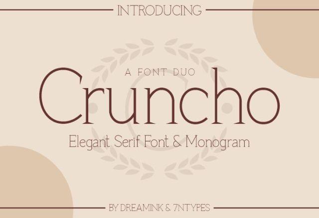 cruncho designe
