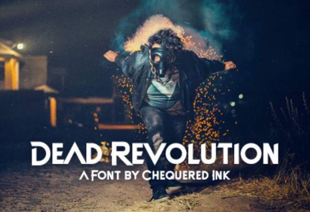 dead revolution designe