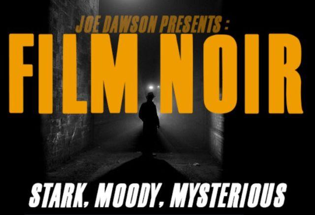 film noir designe