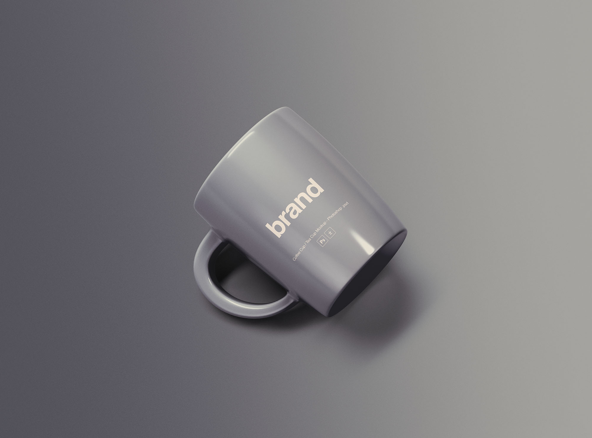 Mug Mockup para branding design designe