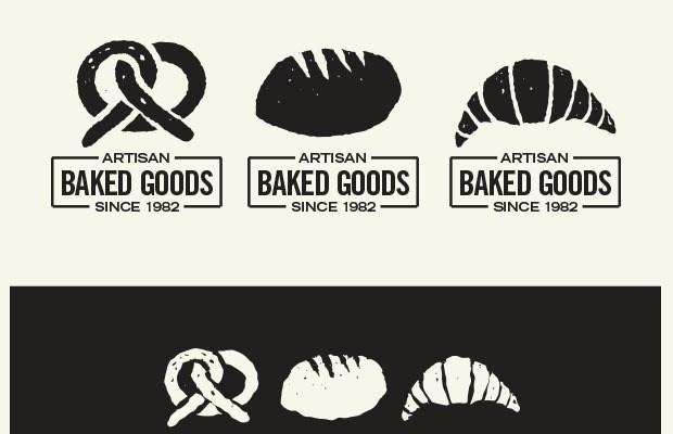baked logos