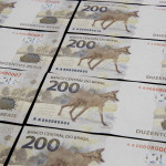 cedula oficial de 200 reais 1 banco central designe