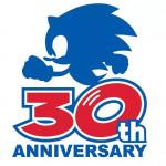 novo logo sonic hedgehog 30 anos designe