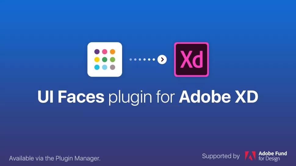 Adobe XD Plugins: UI Faces