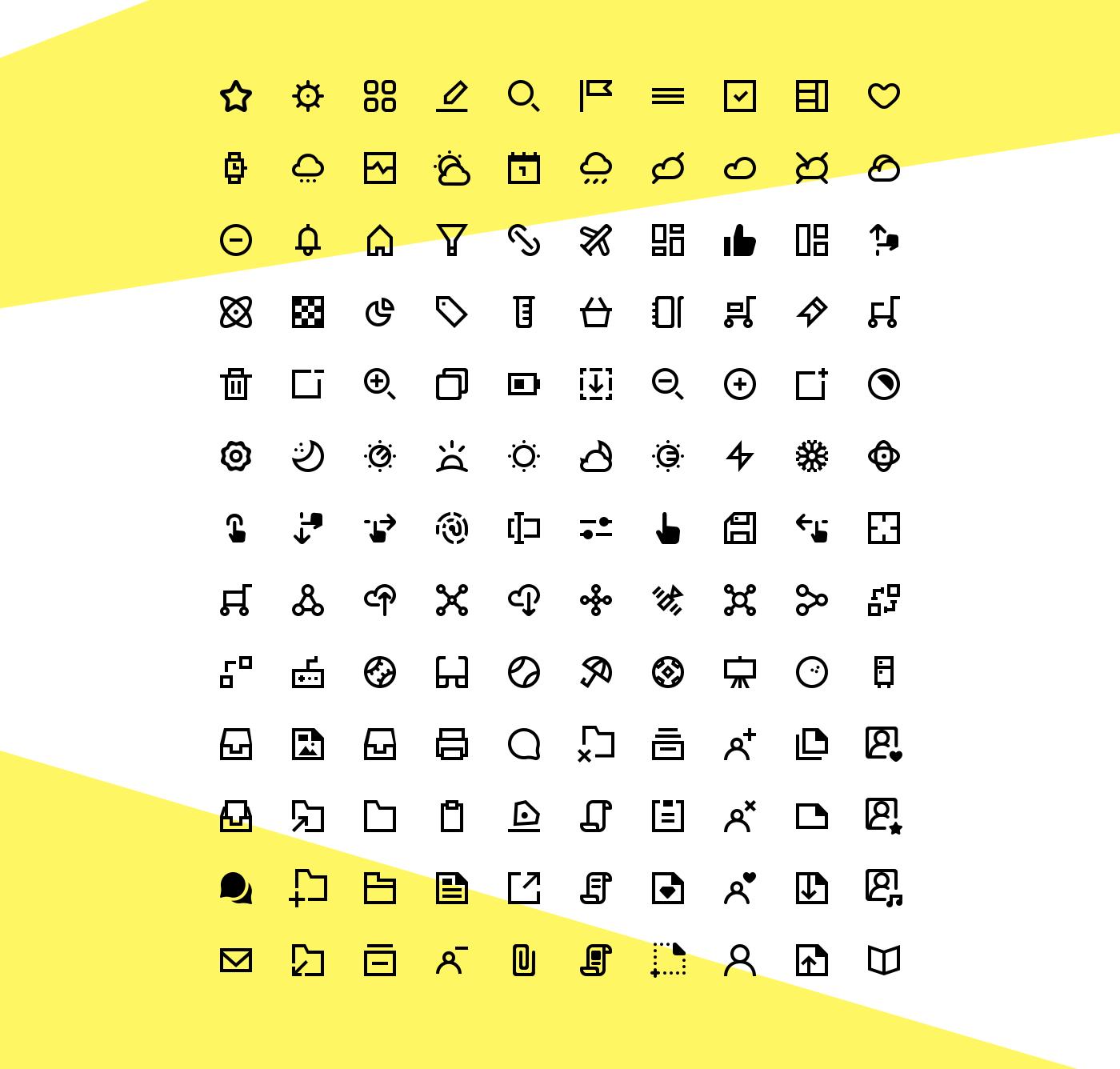 1800 icones minimalistas para download gratis designe thumb