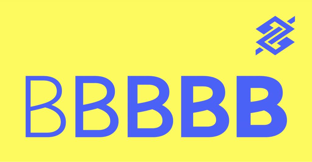banco do brasil adquiri tipografia propria designe
