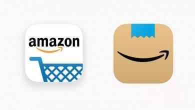 novo icone amazon mobile designe