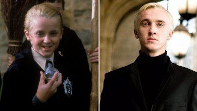 Harry Potter 10 Coisas que os fas dos livros sabem sobre Draco Malfoy
