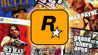 RockStar Games vazamento de novo jogo em andamento designe