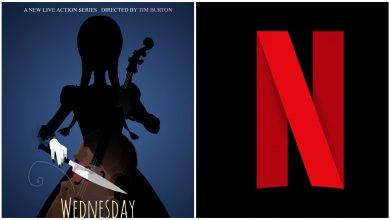 Wednesday Wandinha0Addams Netflix