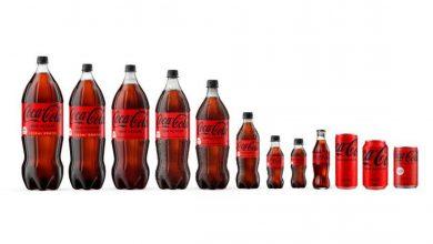 coca-cola zero açúcar nova identidade visual
