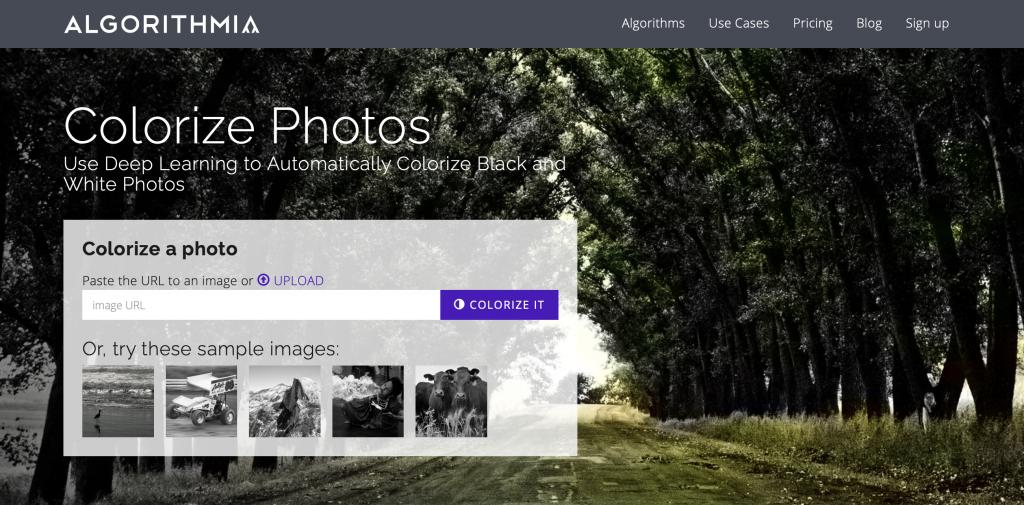 Adicione cor às suas fotos em preto e branco