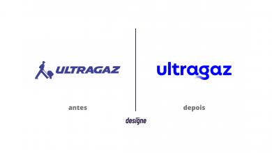 Novo logo Ultragaz Rebranding de Marca