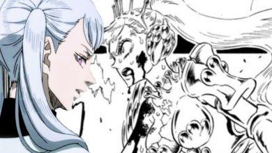 black clover manga spoilers mae de noelle acier megicula mandicao