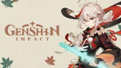 genshin impact kazuha novo trailer
