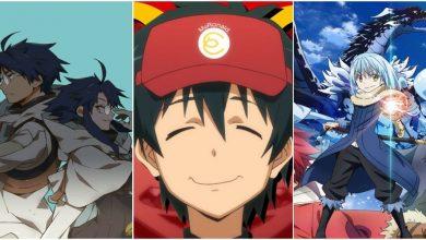 25 melhores animes isekai que voce deve assistir