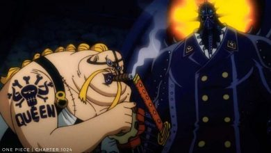 One Piece capitulo 1024