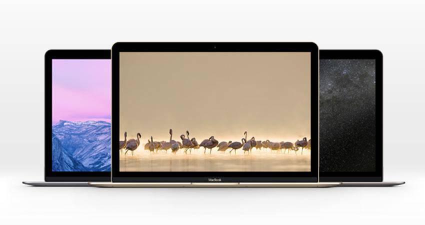 free macbook mockup template 28