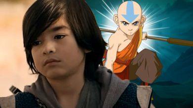 gordon cormier em The Stand and Aang em Avatar O Ultimo Mestre do Ar