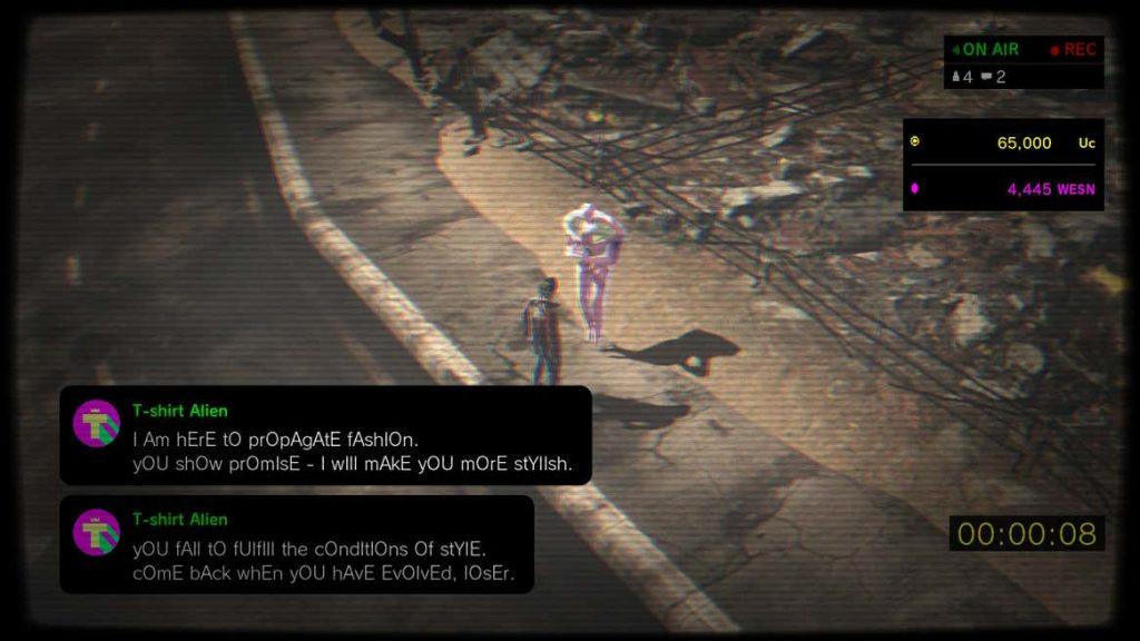 no more heroes 3 ajuda alienigena