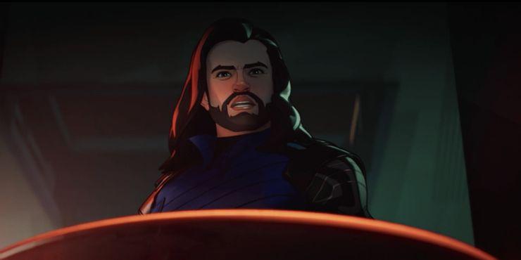 Bucky Soldado Invernal em What If