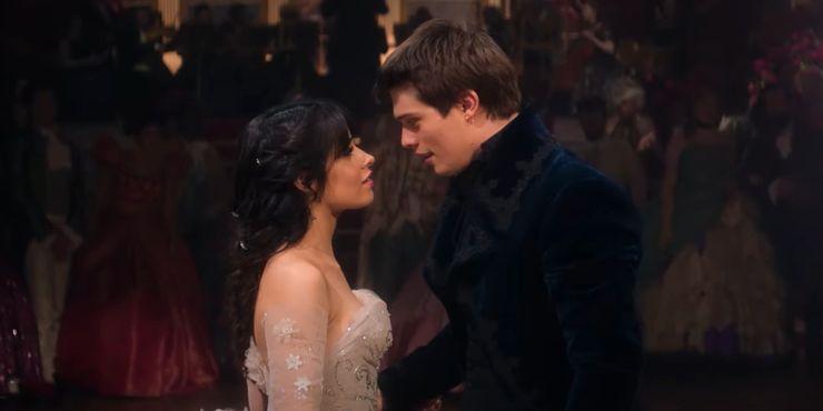 Camila Cabello Cinderella trailer Amazon