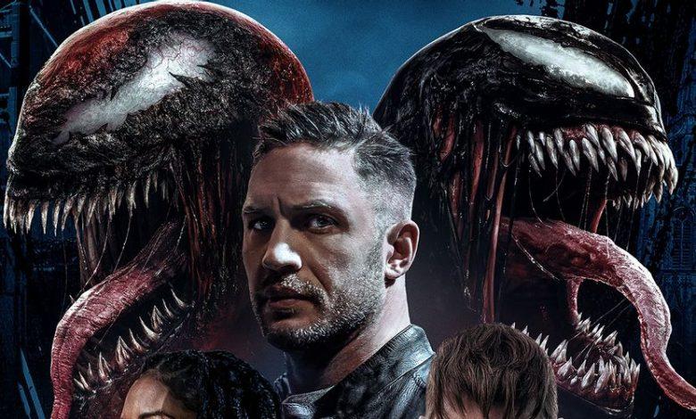 Novo Venom 2 Poster