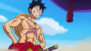 One Piece manga programacao