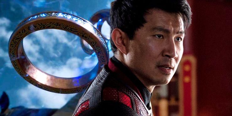 Shang Chi e os poderes dos 10 aneis