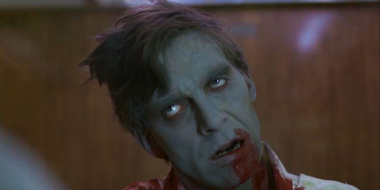 Steve retorna como em zombie em Dawn Of The Dead