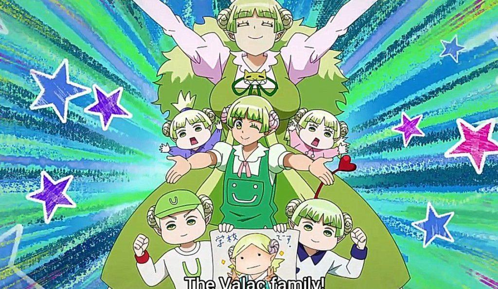 familia clara mairimashita iruma kun