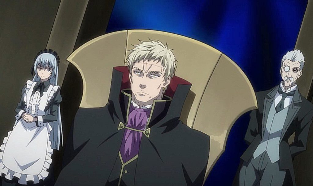 senhor vampiro roy valentine tensei shitara episodio 22