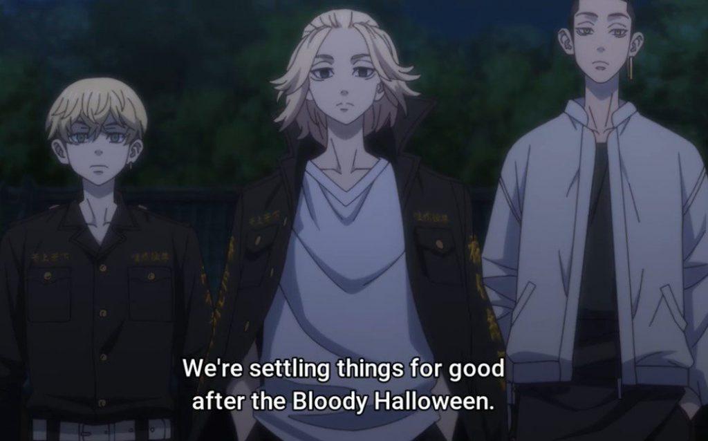 tokyo revengers episodio 24